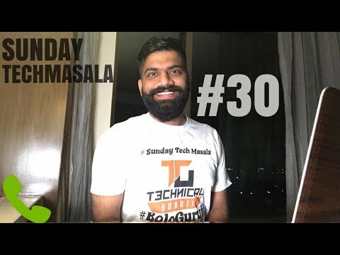 #30 Sunday Tech Masala - Late Night Live #BoloGuruji