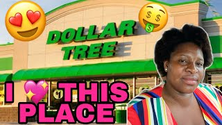 IT'S TIME TO GO...TO THE DOLLA STOE....DOLLAR TREE SHOPPING TRIP