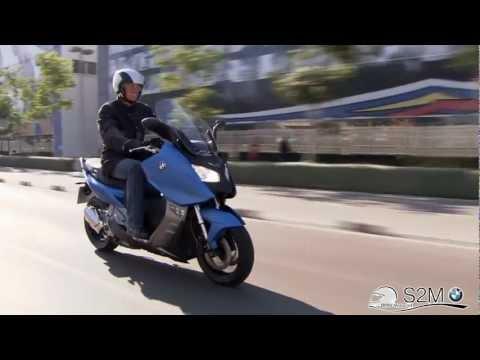 [2011-11] BMW C600 Sport 2012 Official HD - S2M BMW Motorrad Paris Est
