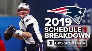 """The Patriots will go 14-2, bare minimum"" - Pete Prisco 