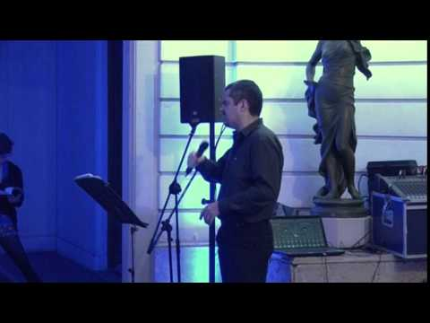 Marcelo Fandiño en la noche de los museos