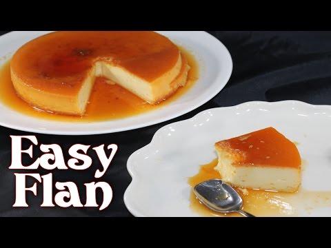 Easy Flan ~ Using Flanera Pan