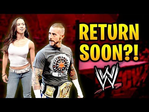 10 WWE Wrestlers Who MIGHT RETURN In 2019!