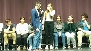 Hypnotized to Think I'm Their Favorite Celebrity | College Stage Hypnosis Show