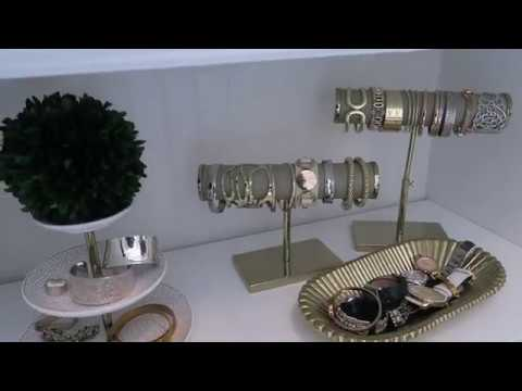 Master Closet Organization with At Home with Nikki