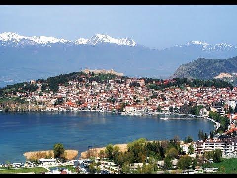 Дорога Скопье - Охрид, Македония [#63]