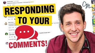 How Do I Lose Belly Fat? | Responding To Your Comments! | Doctor Mike - Video Youtube
