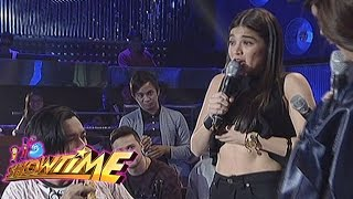It's Showtime: Anne Curtis shows her sexy abs