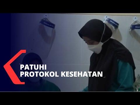 peran ganda ibu dan dokter kandungan di tengah pandemi corona