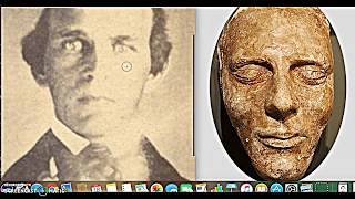 Overlooked Photograph matches Joseph Smith Junior Death Mask,  9mins in you'll see why. Part One