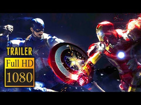 🎥 CAPTAIN AMERICA: CIVIL WAR (2016) | Full Movie Trailer in Full HD | 1080p