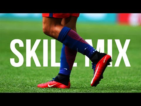 Best Football Skills 2017 – Skill Mix | HD