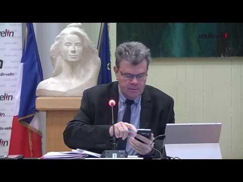 Conseil Municipal de Vaulx-en-Velin du 9 décembre 2016