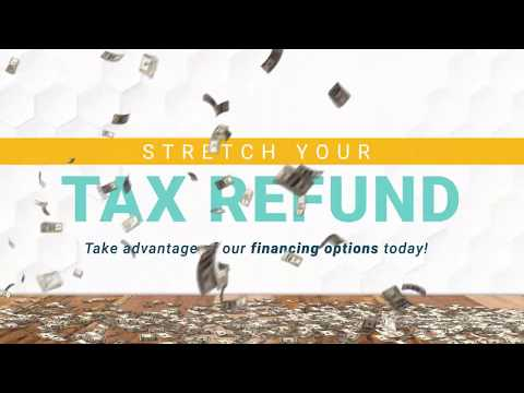 Stretch Your Tax Refund - 2019