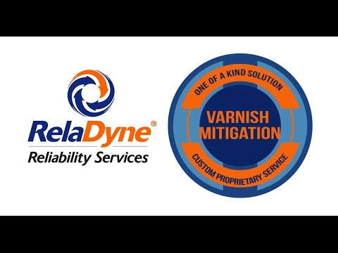 RelaDyne Reliability Services Varnish Mitigation