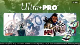 Pro Tour Battle for Zendikar Round 10 (Draft): Owen Turtenwald vs. Dan Ward