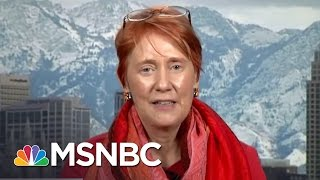 Former Mormon Tabernacle Choir Singer Explains Why She Quit Over Donald Trump Invite | MSNBC thumbnail