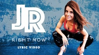 Jasmine Rae Releases New Song & Lyric Video 'Right Now'