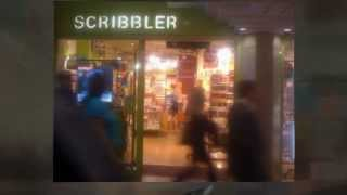 preview picture of video 'Scribbler Cards London Hammersmith'