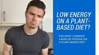 Feeling Tired & Weak On A Plant-Based Diet? Try This Simple Solution!