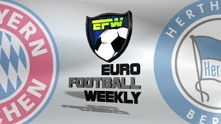Bayern Munich Vs Hertha BSC 26.10.13 | Bundesliga Football Preview 2013