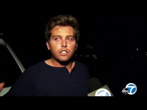 Most heartbreaking interview I've ever seen. Man recalls Thousand Oaks shooting, and not being able to save more people.