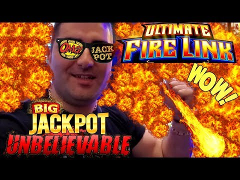 High Limit Ultimate Fire Link Slot Machine 2 Handpay Jackpots - Fantastic Session | Las Vegas Casino