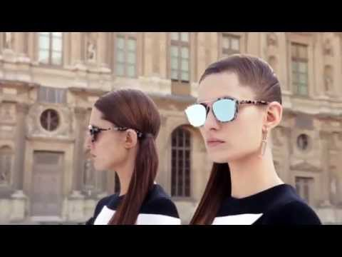 Cheristian Dior  Abstract  Sunglasses Fall Winter 2015/16