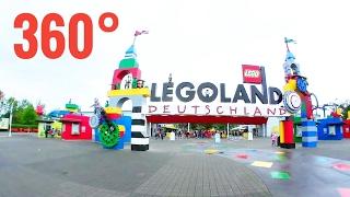 LEGO Pirates of the Caribbean 360° VR Musicians Legoland