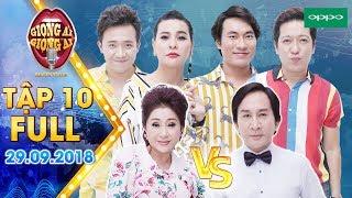 Giọng ải giọng ai 3|Tập 10 full:Kim Tử Long, Thoại Mỹ bất ngờ với sự xuất hiện của con gái Phi Nhung