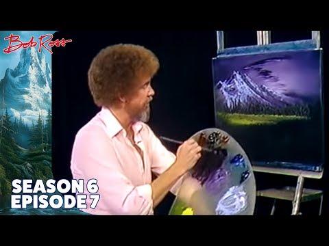 Bob Ross - Arctic Beauty (Season 6 Episode 7)