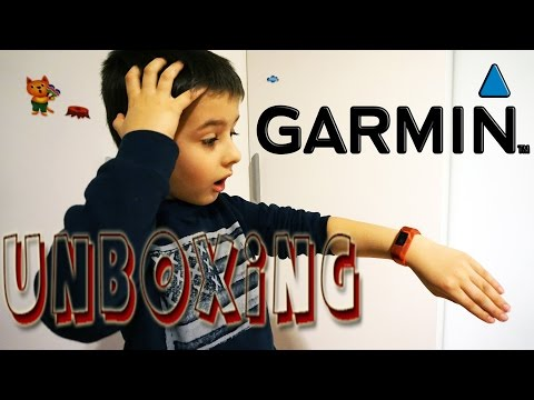 UNBOXING | Monitor de actividad para niños | Vívofit® jr.