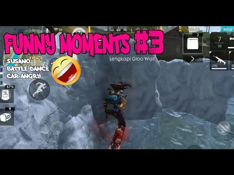 WTF ACCIDENT, FUNNY MOMENTS FREE FIRE #3
