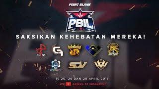PBIL 2018 Season 1 Big Match: SOV VS EPIC