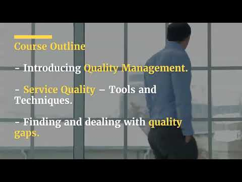 The Fundamentals of Quality Management training course - YouTube