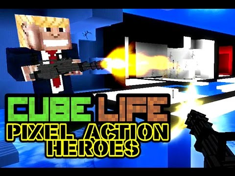 Cube Life: Pixel Action Heroes - TRAILER official [ WiiU ] thumbnail