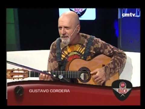 Gustavo Cordera video Entrevista  - CM Rock 2014