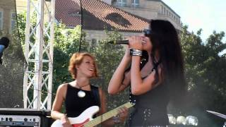 The Apples - Praha, 9.9.2012