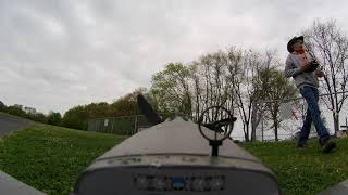 RC P40 fpv from Peeler Park