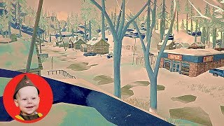 The Long Dark - Mountain Town episode 2 (PS4). We find Paradise Meadows Farm