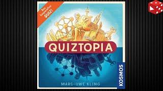 Quiztopia (Marc-Uwe Kling, KOSMOS 2019)