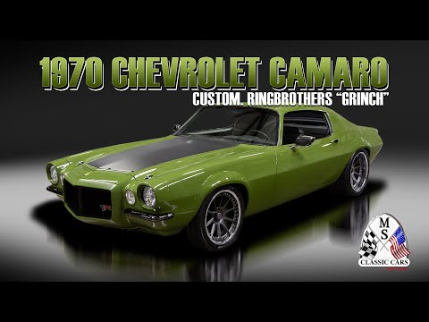 1970 Chevrolet Camaro (CC-1338389) for sale in Seekonk, Massachusetts