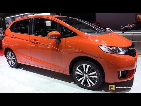 2016 Honda Jazz - Exterior and Interior Walkaround - 2015 Geneva Motor Show