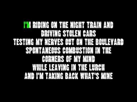 Green Day - Castaway lyrics