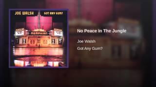 No Peace In The Jungle