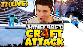 WIR BESCHWÖREN DEN ENDERDRACHEN! | Minecraft Craft Attack #27 | Dner
