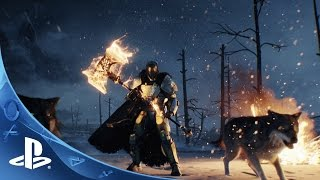 Destiny: Rise of Iron - Official Reveal Trailer   PS4
