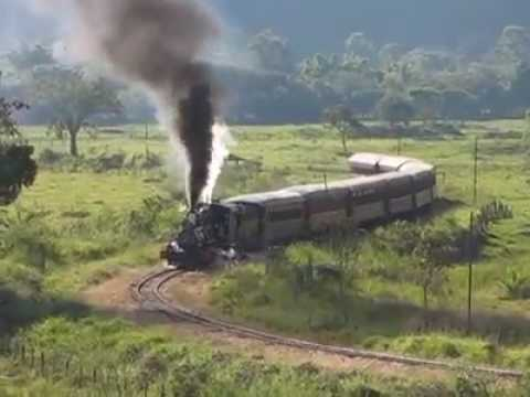 Trem Maria Fumaça - Passeio Divertido
