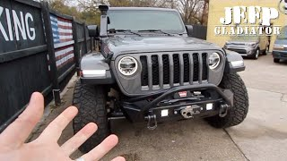 Did Your New Jeep Gladiator / Wrangler LOCK You OUT While Running?!? ( What You Can Do & Don't )