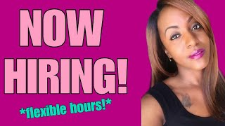 $25 Hourly Work From Home Job!